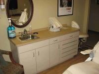 Custom Built Side Cabinetry
